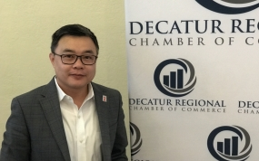 LISTEN: Businesses Learn About New Media Technologies with Speaker Dr. Mike Yao