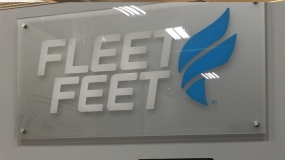 WATCH: Fleet Feet Re-Grand Open