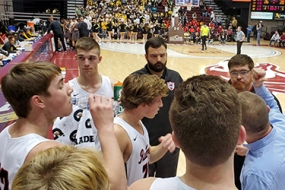 Central A&M Falls Short to Goreville in Super-Sectional