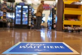 Kroger to Limit Customer Capacity