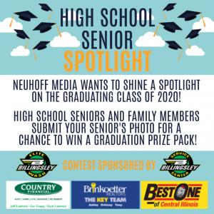 Instagram - High School Senior Spotlight
