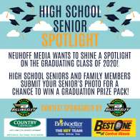 HOT 105.5's High School Senior Spotlight