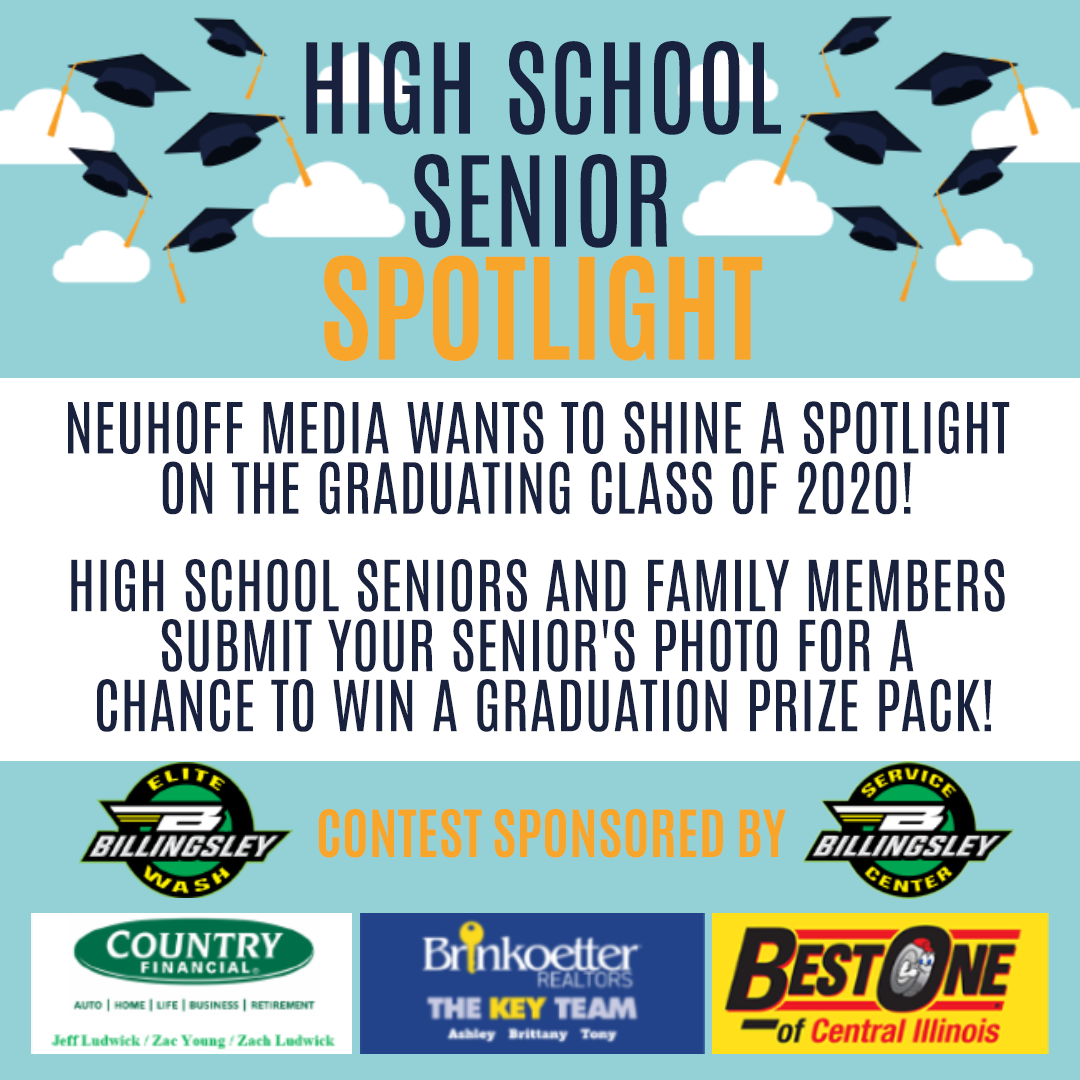 Instagram - High School Senior Spotlight
