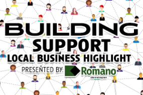 LISTEN: Building Support for Huff Home Specialties, Presented by Romano Company
