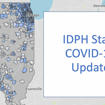 The Illinois Department of Public Health Announces 3,874 New Cases of COVID-19; 31 Additional Deaths