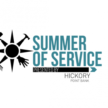 Check Back For Summer of Service Project Stories Coming Soon!