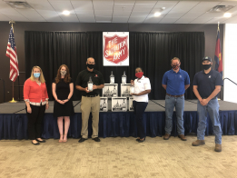 ADM Donates Second Wave of Hand Sanitizer