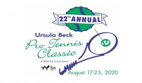 The 22nd Annual USTA/Ursula Beck Pro Tennis Classic Postponed Until 2021