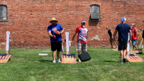 WATCH: HOT25 – Warrensburg Corn Hole Tournament