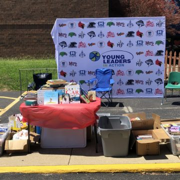 Local Student Holds Book Drive For Hope Academy
