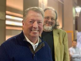 LISTEN: Thursday Night's, 'SportTalk with Mark Tupper & Tim Cain'