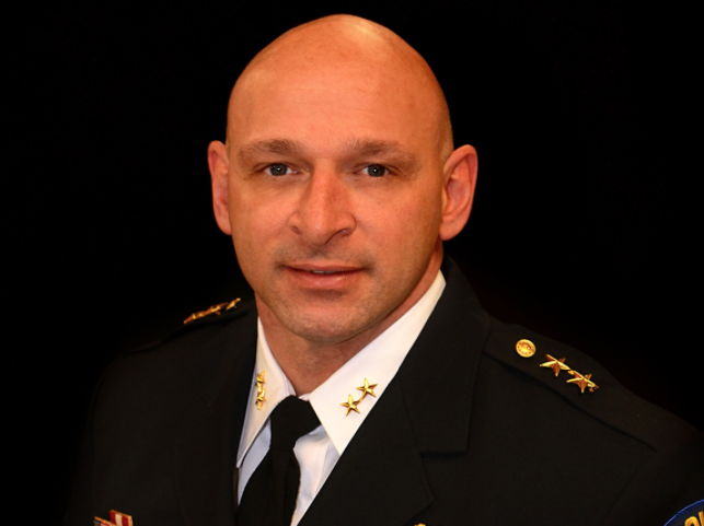 Chief Jim Getz began service with the Decatur Police Department on July 7, 1999. He has a Bachelor of Arts from the University of Illinois at Springfield and is a graduate of the FBI National Academy, Session NA271. Getz was promoted to Chief of Police in 2016.