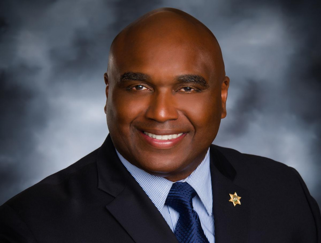 Sheriff Tony Brown was elected Sheriff of Macon County in 2018 and brings to office over 28 years of experience in law enforcement. Brown graduated from Eisenhower High School in 1986 and served in the Army after graduation. He attended Richland Community College and began his career with the Macon County Sheriff's Office in 1990.