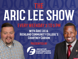'The Aric Lee Show' Returns To WSOY on Monday; Rev. Courtney Carson Joins Daily