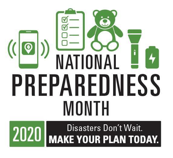 Preparedness Month 2020