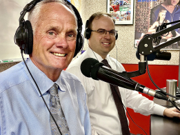 LISTEN: Monday Night's, 'Soy City Buzz on First Mid Mondays', with Kevin & John