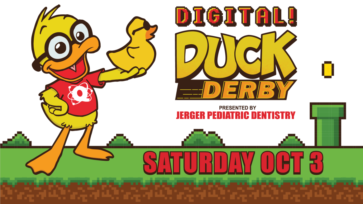 2020 Digital Duck Derby Begins September 29th