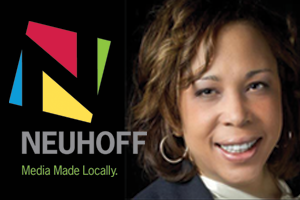 May 15, 2018 – Neuhoff Media Bloomington's Danielle Outlaw recognized as a finalist of the Athena Awards