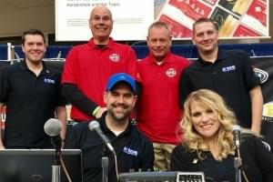 July 16, 2018 – Neuhoff Media Lafayette radio stations receive  IBA's 2018 Cardinal Community Service Award for their Riley Radiothon