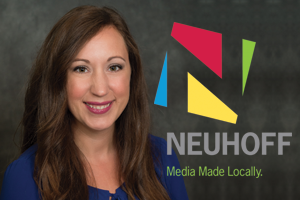 July 17, 2018 – Neuhoff Media's Karalee Misner announced as one of Rising Through the Ranks Scholarship Winners