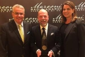 September 27, 2018 – Brian Byers awarded his third Marconi Award from National Association Broadcasters