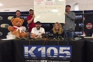 January 18, 2019 – Neuhoff Media Lafayette Raises over $66,000 for Riley Children's Foundation