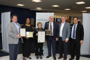 March 27, 2019 – Neuhoff Media Lafayette Named Small Business of the Month by Greater Lafayette Commerce