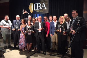 June 13, 2019 – Neuhoff Media is Honored with Illinois Broadcasters Association Silver Dome Awards
