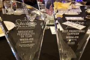 October 24, 2019 – Neuhoff Media Lafayette honored with Indiana Broadcast Association Spectrum Awards