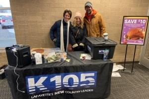 "November 27, 2019 – Neuhoff Media Lafayette has Record Year for ""Feed the Need Day"""