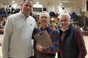 January 14, 2020 – Neuhoff Media's Fowler Connell Honored with IHSA Distinguished Media Service Award