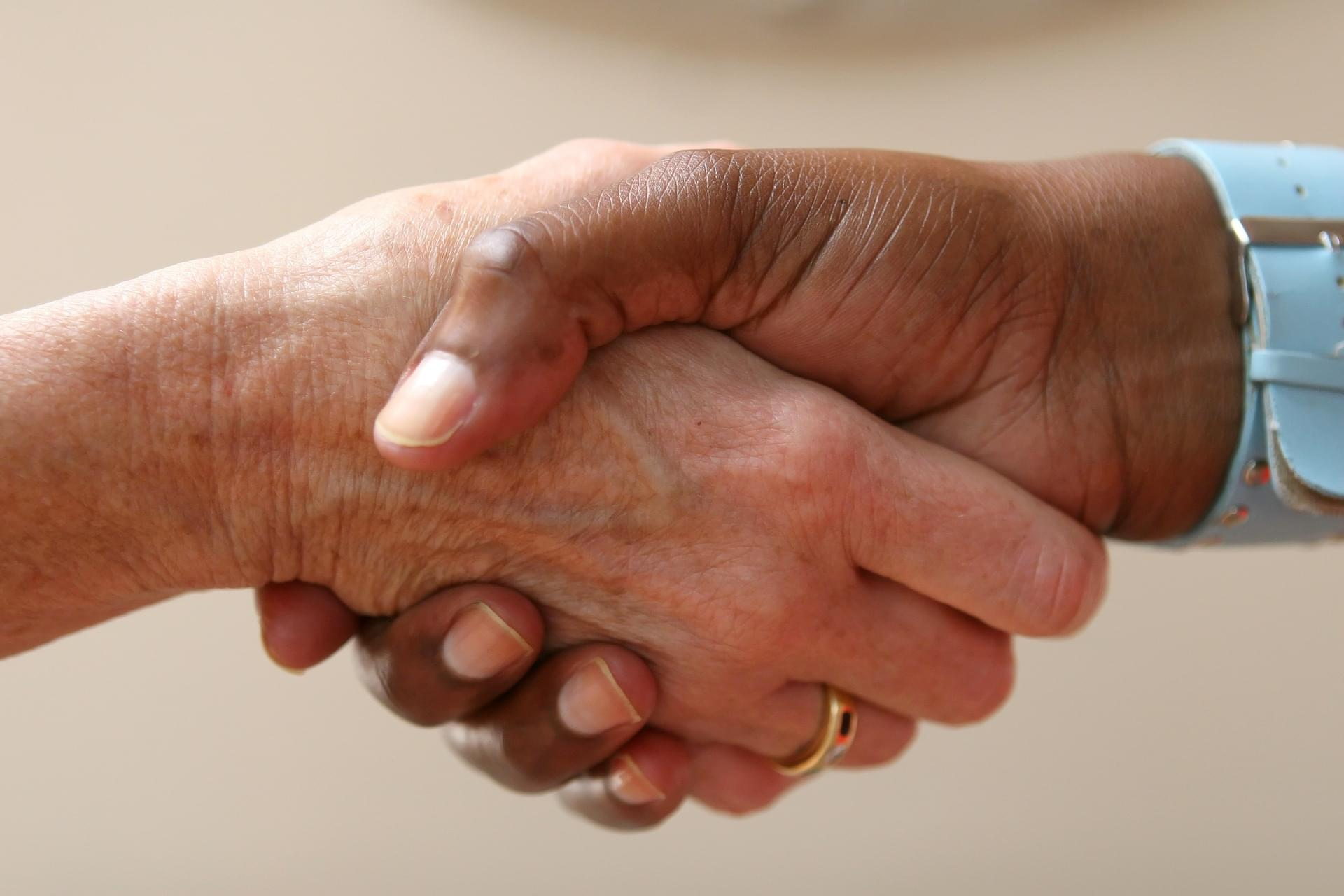 If Handshakes Are Done, What Other Greeting Should We Use?