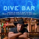 See Garth Brooks at a Dive Bar