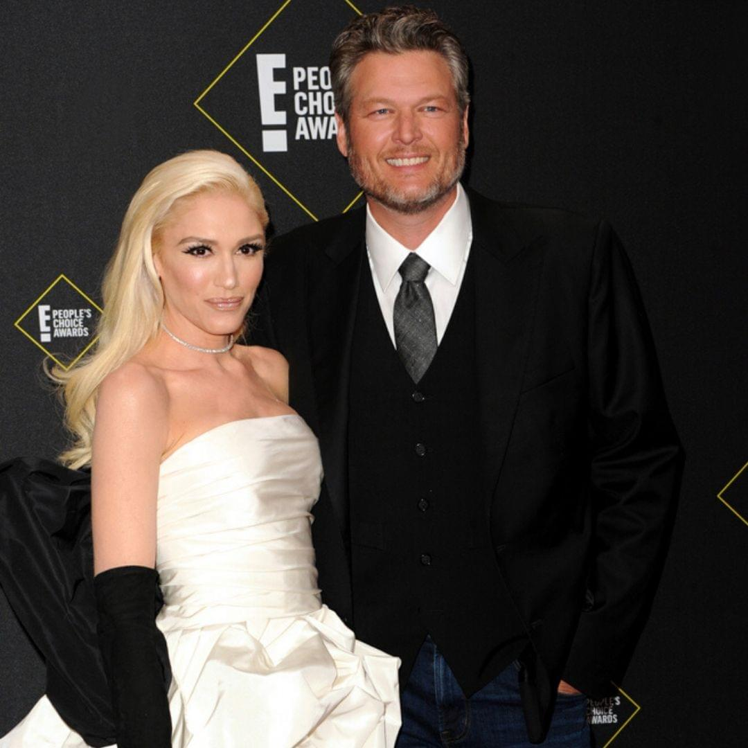 Blake Shelton and Gwen Stefani Have the BEST Thanksgiving Tradition