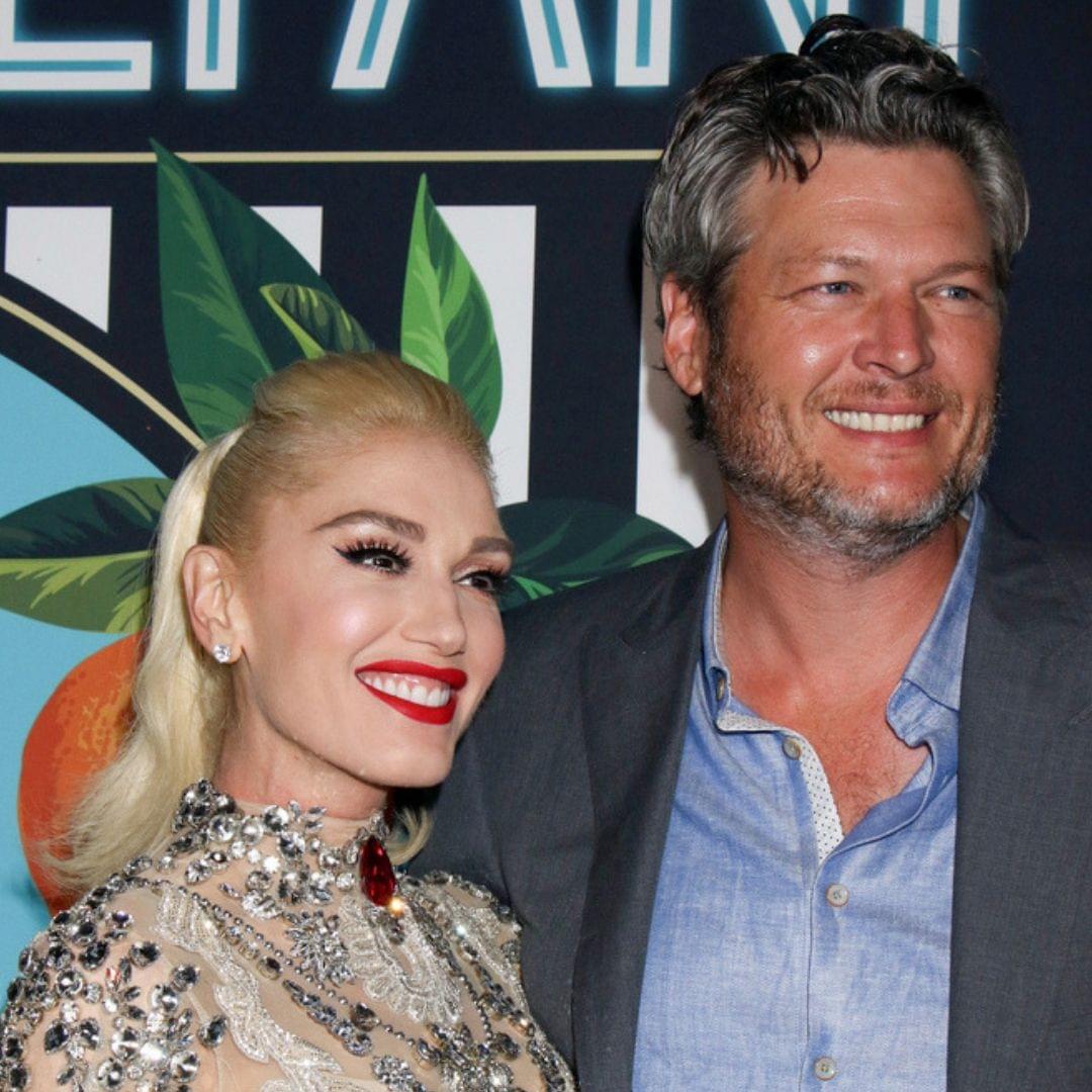 Blake & Gwen's Adorable Holiday Tradition