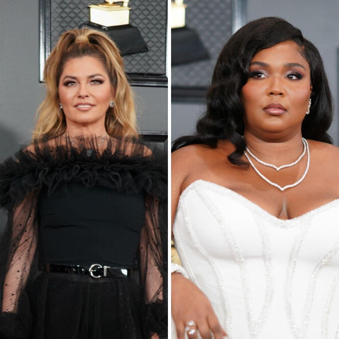 Shania Twain Sounds Off On Lizzo