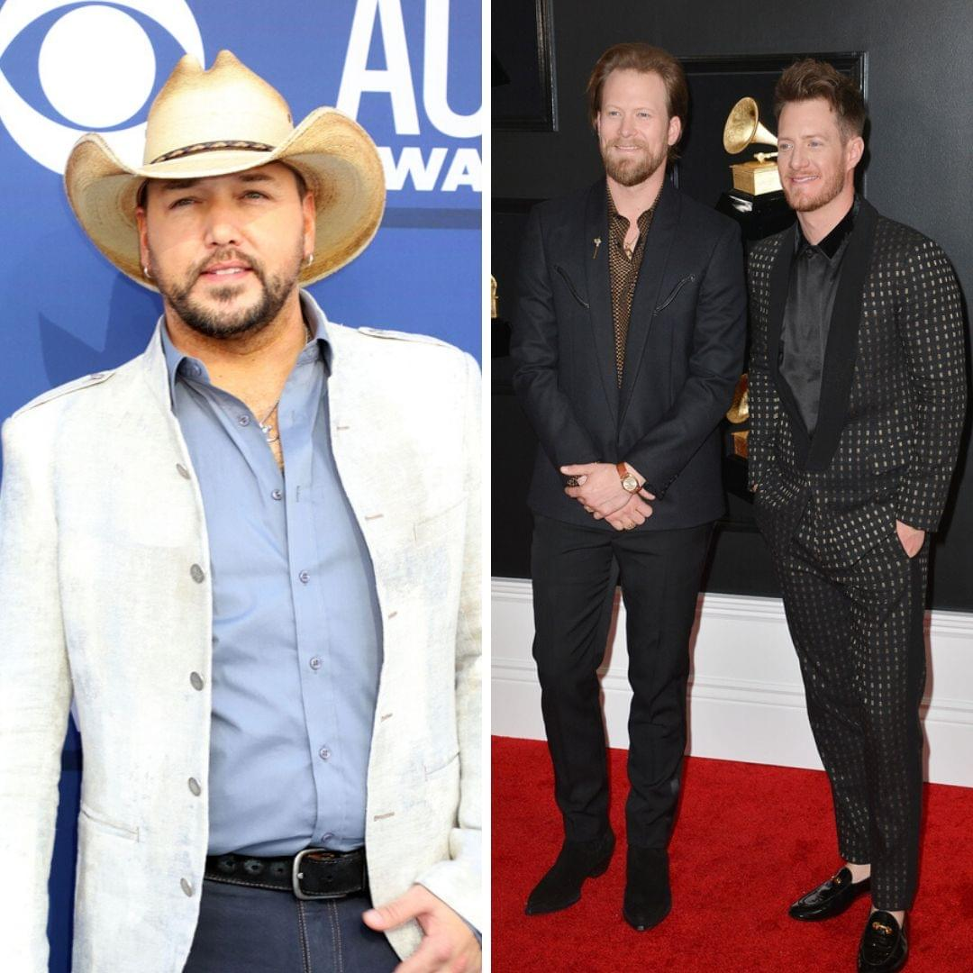 FGL and Jason Aldean Get Into the Bourbon Biz Together