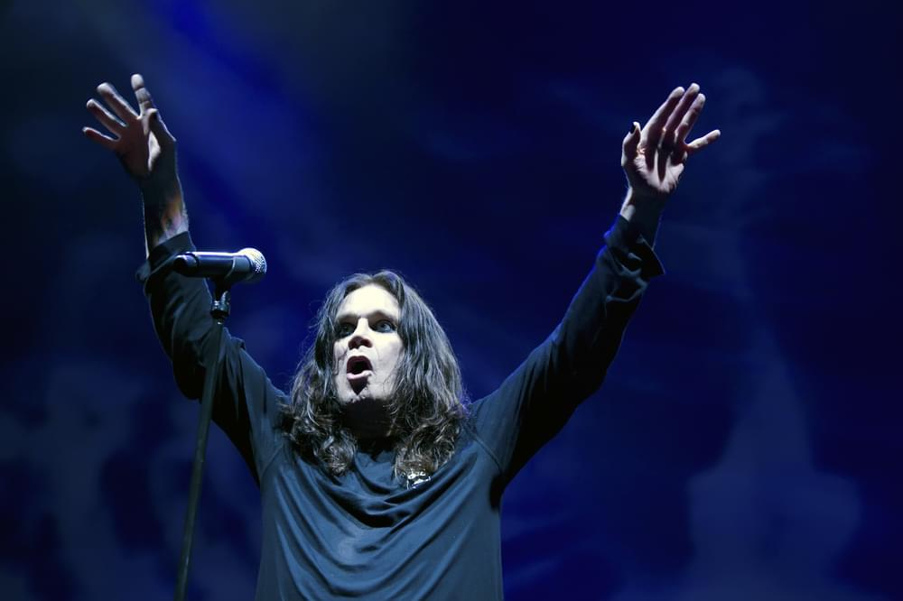 Ozzy Osbourne in Concert at Rod Laver Arena in Melbourne - March 15, 2008