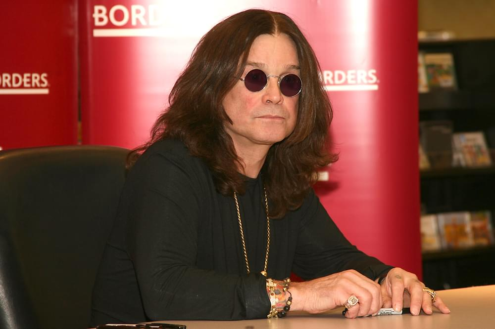 """Ozzy Osbourne's """"I Am Ozzy"""" Book Signing at Borders Columbus Circle in New York on January 26, 2010"""