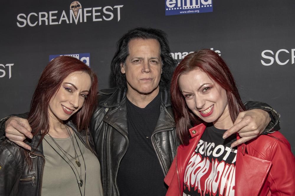 "19th Annual Horror Film Festival - Screamfest - ""Rabid"" Los Angeles Premiere - Arrivals"
