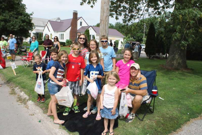 Hoopeston Sweet Corn Festival Parade Pics