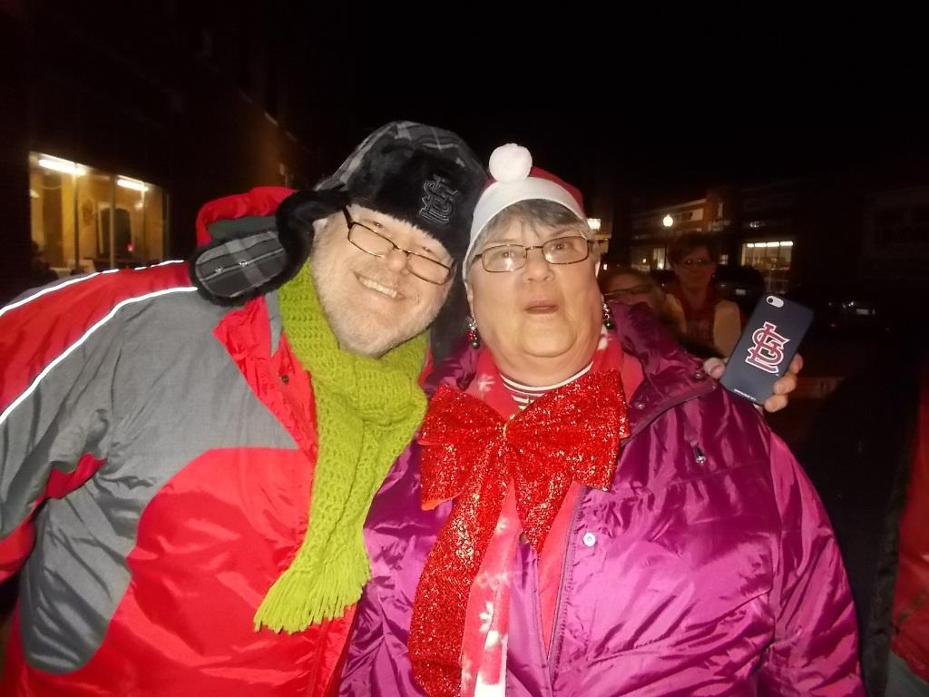 2014 Night Of Lights Holiday Parade Pics