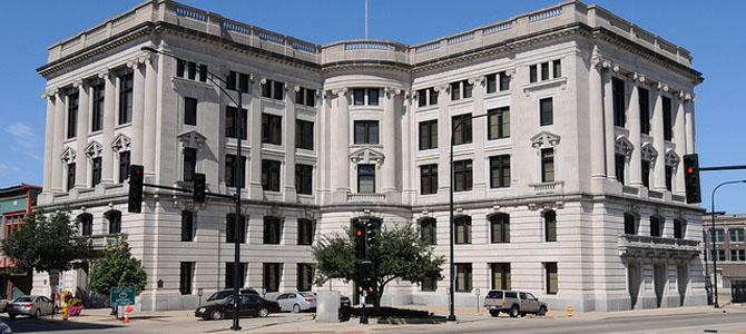 Vermilion County IL Courthouse 2