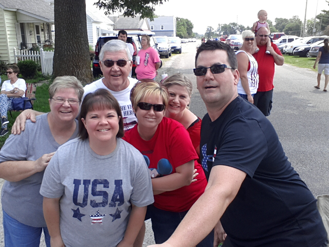 Oakwood 4th of July Parade 2015 (18)