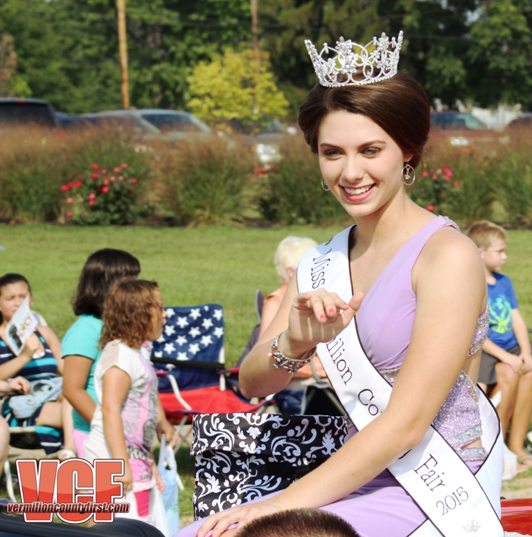 2015 Labor Day Parades – Hoopeston, Danville and Westville