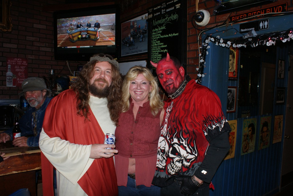 Julee's Shooting Star Halloween Party Pics