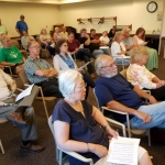 Citizens Voice Concern About Coal Ash Threat