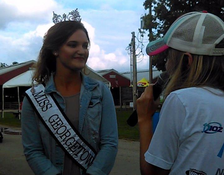 G-town Fair Queen Billi Jo Shank [2018]