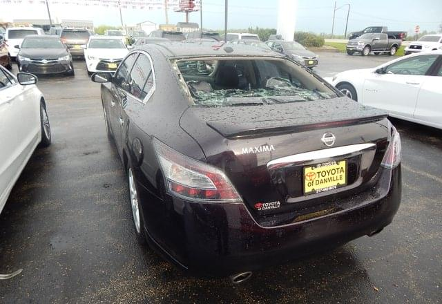 Toyota Danville Il >> Storms Leave Expensive Damage In County Wdan Am