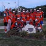 American Legion Post 210 Team in World Series